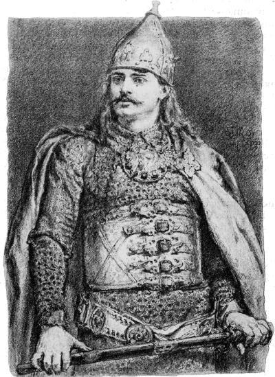 Bolesław Krzywousty Bolesław Krzywousty Źródło: Jan Matejko, domena publiczna.