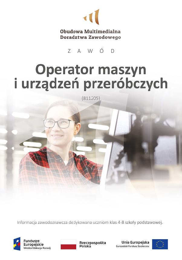 Pobierz plik: Operator maszyn i urządzeń przeróbczych klasy 4-8 18.09.2020.pdf