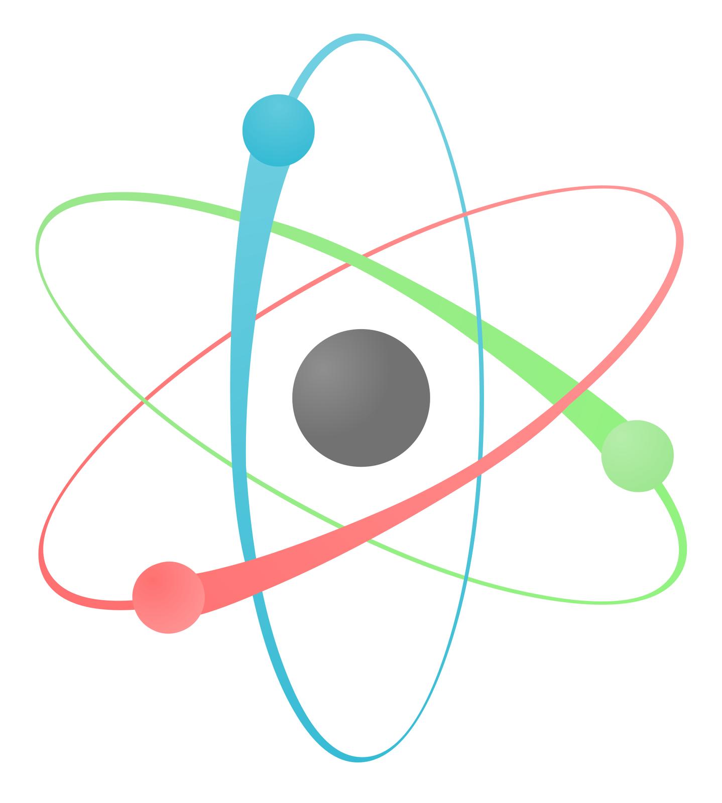 Symbol atomu