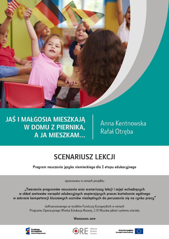 Pobierz plik: Jaś i Małgosia mieszkają w domu z piernika, a ja mieszkam….pdf
