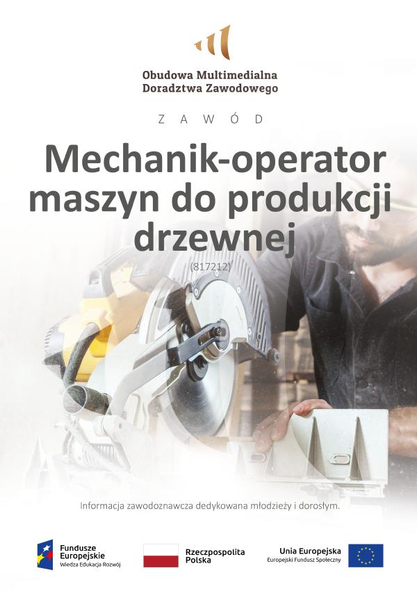Pobierz plik: Mechanik-operator maszyn do produkcji drzewnej dorośli i młodzież 18.09.2020.pdf