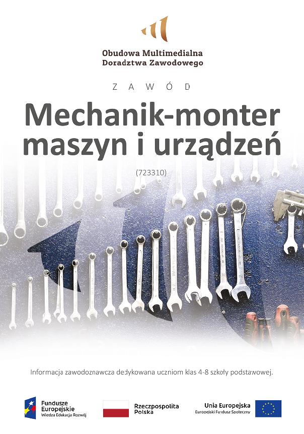 Pobierz plik: Mechanik-monter maszyn i urządzeń klasy 4-8 18.09.2020.pdf