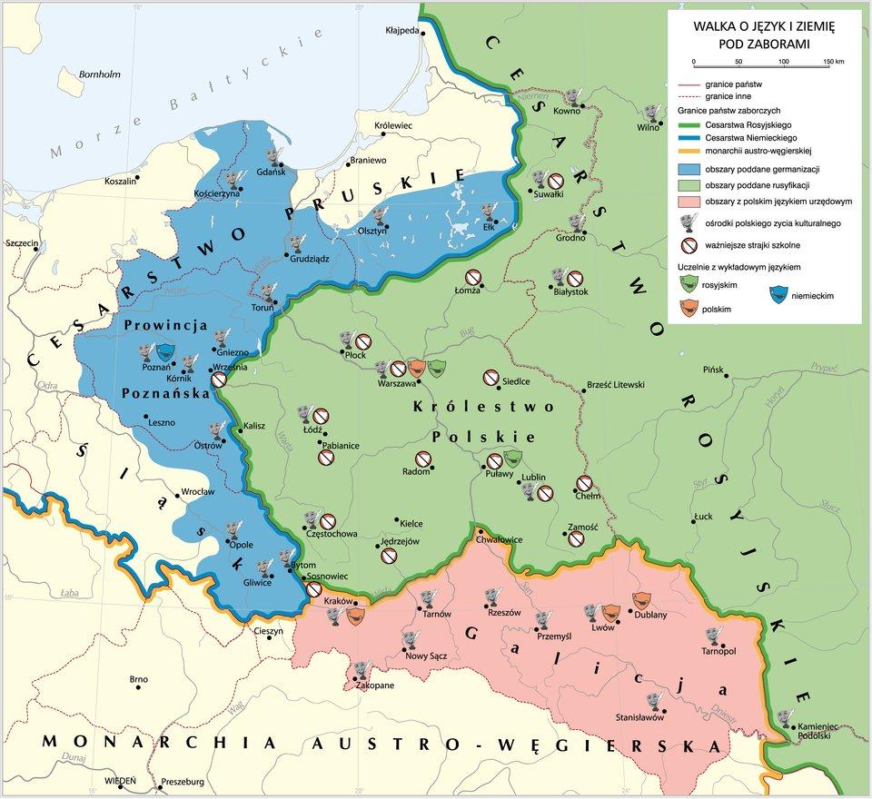 Mapa do zadania Źródło: Krystian Chariza izespół, licencja: CC BY 3.0.