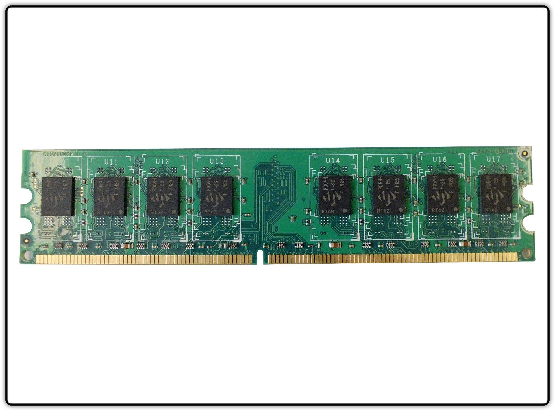 Slajd 3 galerii fotografii modułów pamięci