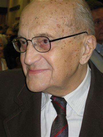 Władysław Kopaliński zdjęcie do biogramu Źródło: Mariusz Kubik, licencja: CC BY-SA 3.0.