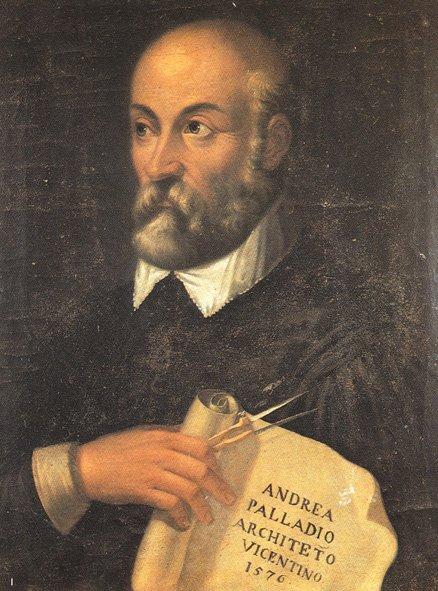 Portret Andrea Palladio Portret Andrea Palladio Źródło: 1576, olej na płótnie, domena publiczna.