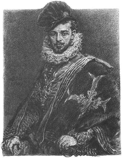Henryk Walezy Henryk Walezy Źródło: Jan Matejko, domena publiczna.