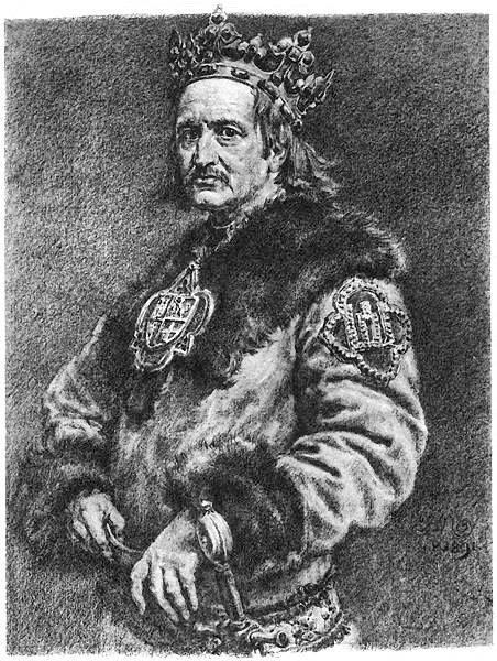 Władysław II Jagiełło Źródło: Jan Matejko, Władysław II Jagiełło, 1890-1892, domena publiczna.