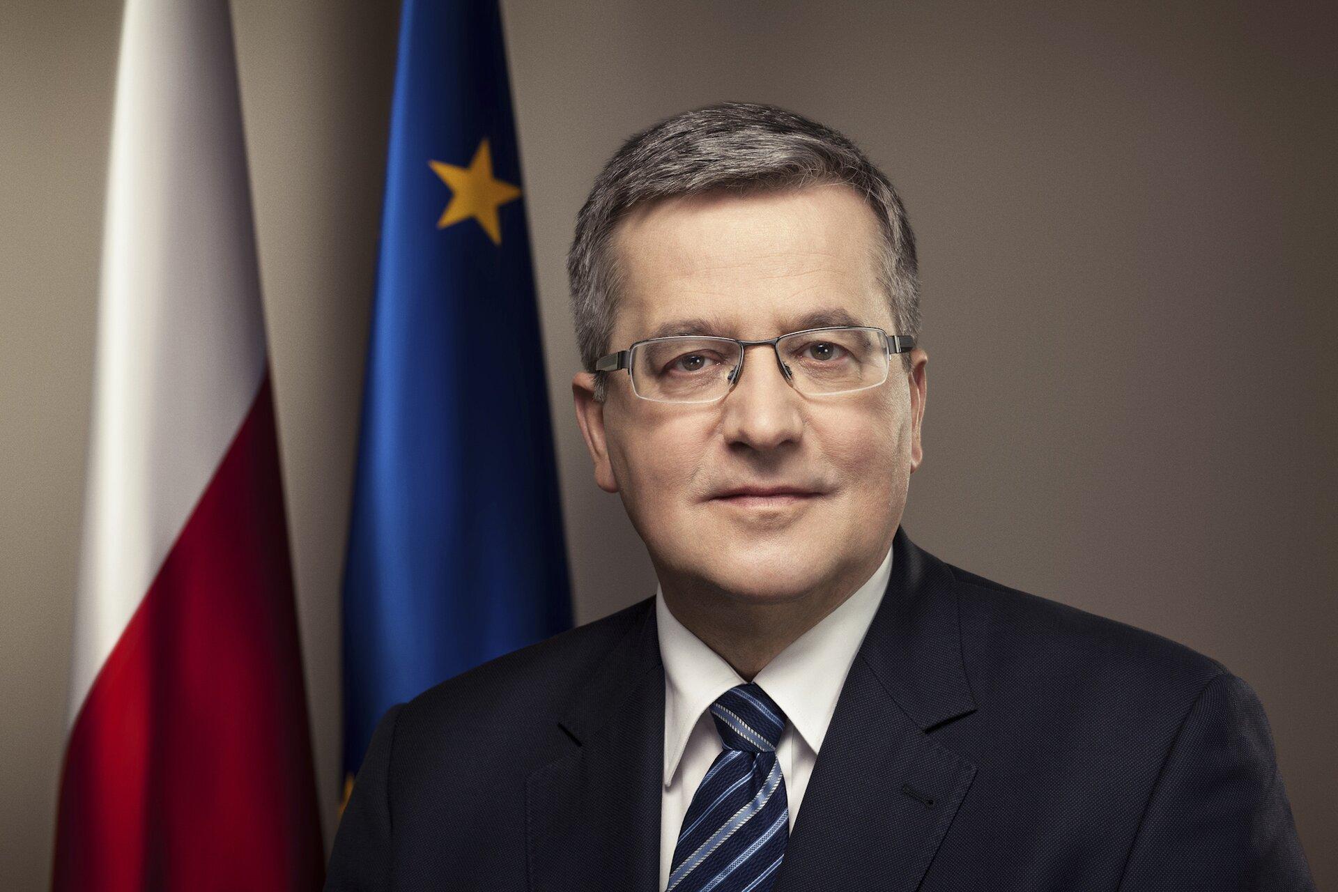 Bronisław Komorowski, prezydent RP wlatach 2010-2015 Źródło: Wojciech Grzędziński, Bronisław Komorowski, prezydent RP wlatach 2010-2015, licencja: CC BY-SA 3.0.