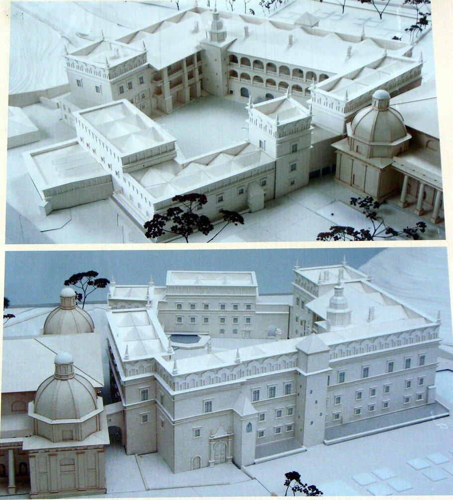 Wilno Dolny Zamek – makieta rekonstrukcji Wilno Dolny Zamek – makieta rekonstrukcji Źródło: Algirdas, Wikimedia Commons, licencja: CC BY-SA 3.0.