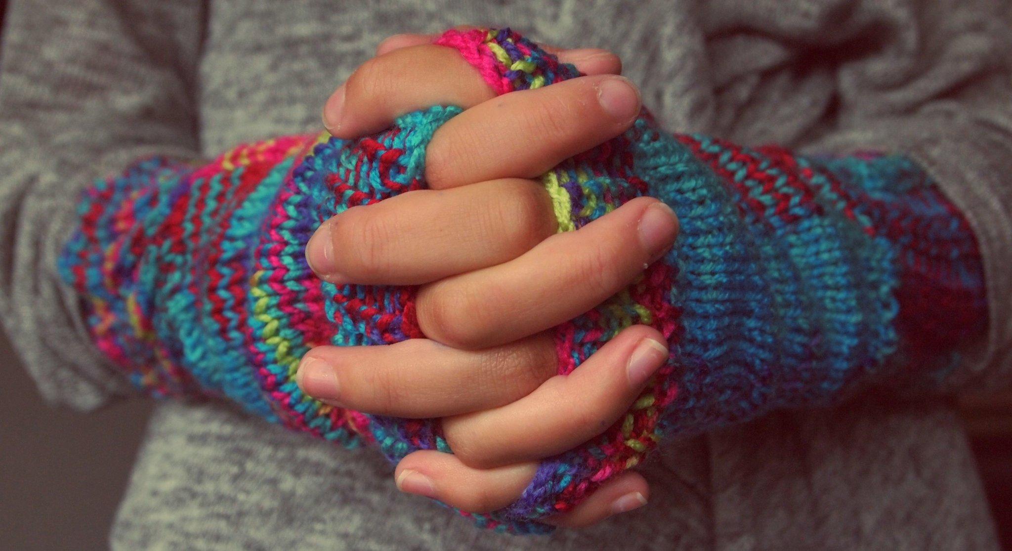rękawiczki Źródło: licencja: CC 0.