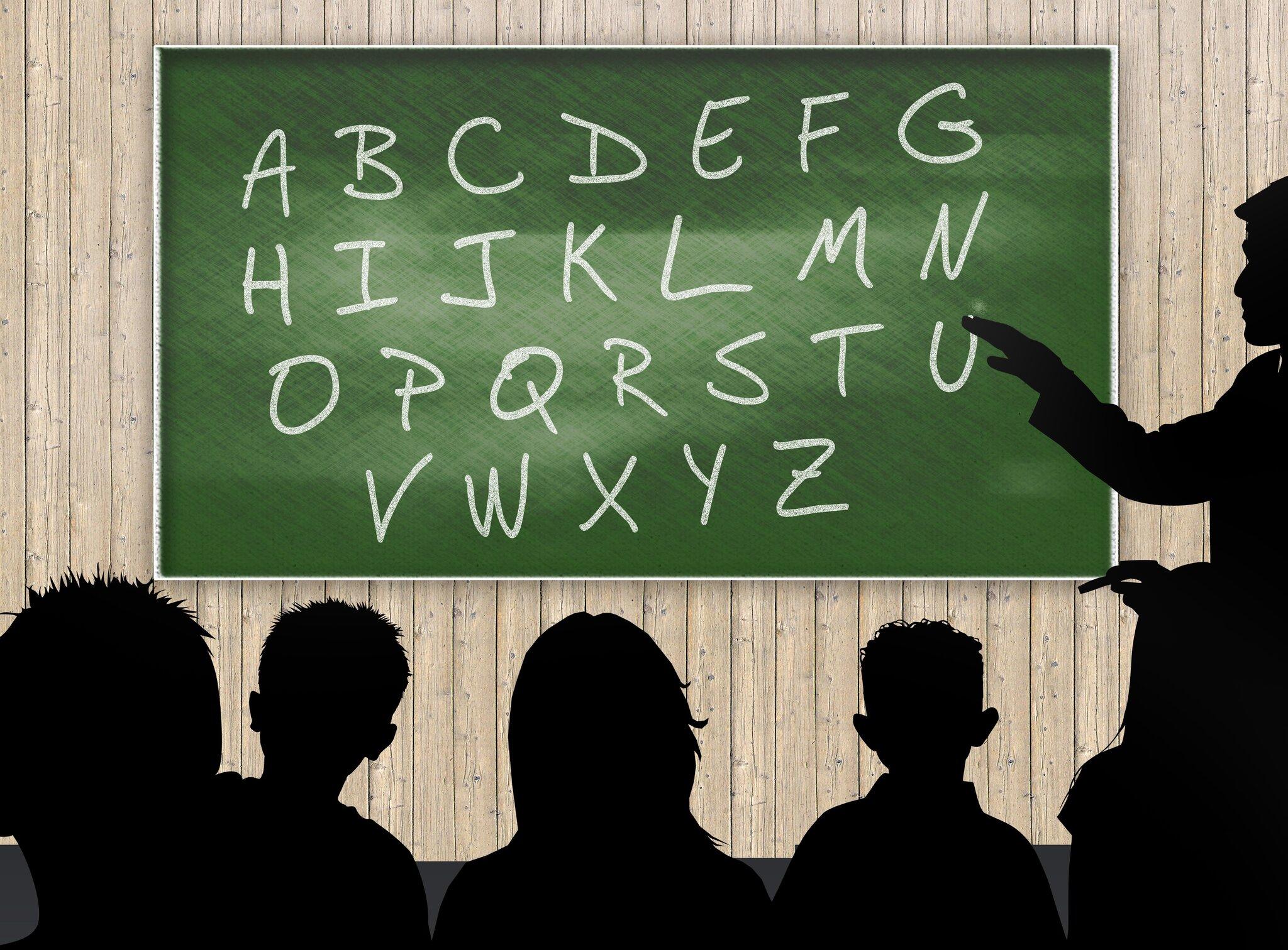 Nauczyciel_intro Źródło: www.pixabay.com, domena publiczna.