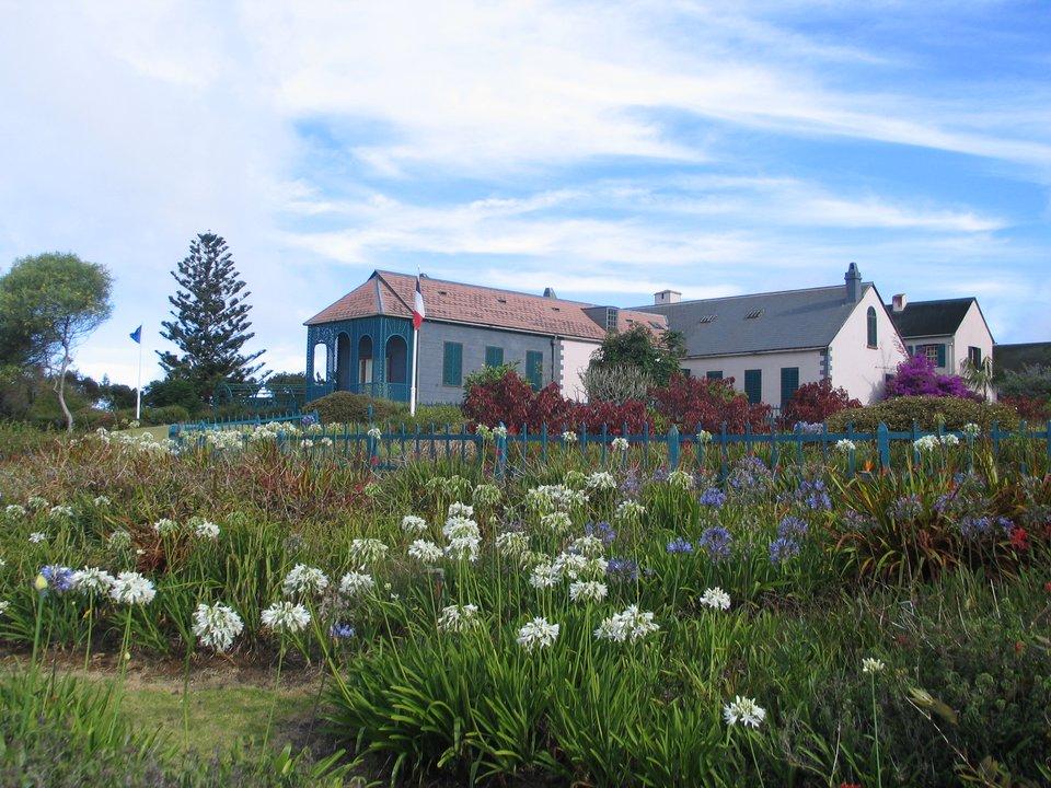 Longwood House - widok współczesny
