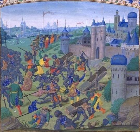 Bitwa pod Nikipolis