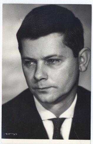 Potret Herberta Źródło: Jerzy Benedykt Dorys, tylko do użytku niekomercyjnego.