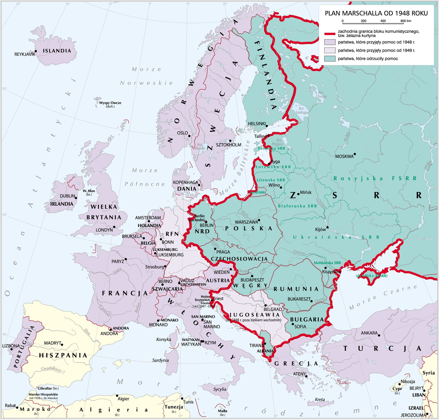 Plan Marschalla Plan Marschalla Źródło: Krystian Chariza izespół, licencja: CC BY 3.0.
