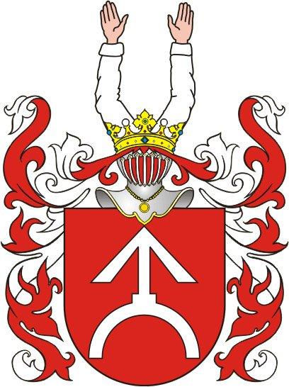 Herb Ogończyk Źródło: Tadeusz Gajl, Herb Ogończyk, Herbarz polski: od średniowiecza do XX wieku, licencja: CC BY-SA 3.0.