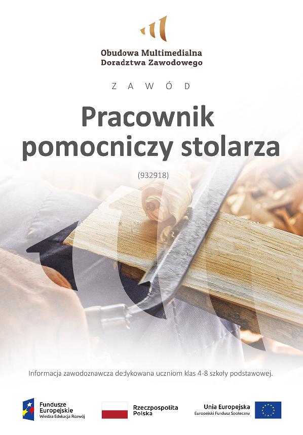 Pobierz plik: Pracownik pomocniczy stolarza klasy 4-8 18.09.2020.pdf