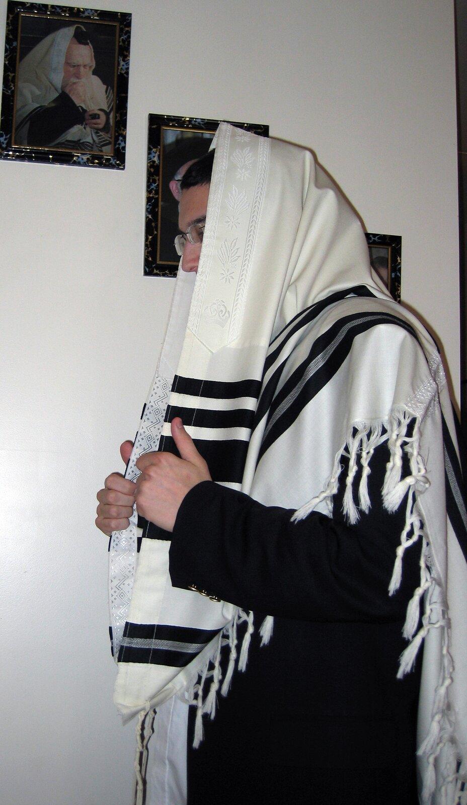 Tradycyjny strój żydowski Tradycyjny strój żydowski