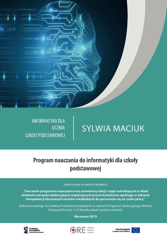 Pobierz plik: Program_Informatyka_szkoła podstawowa.pdf