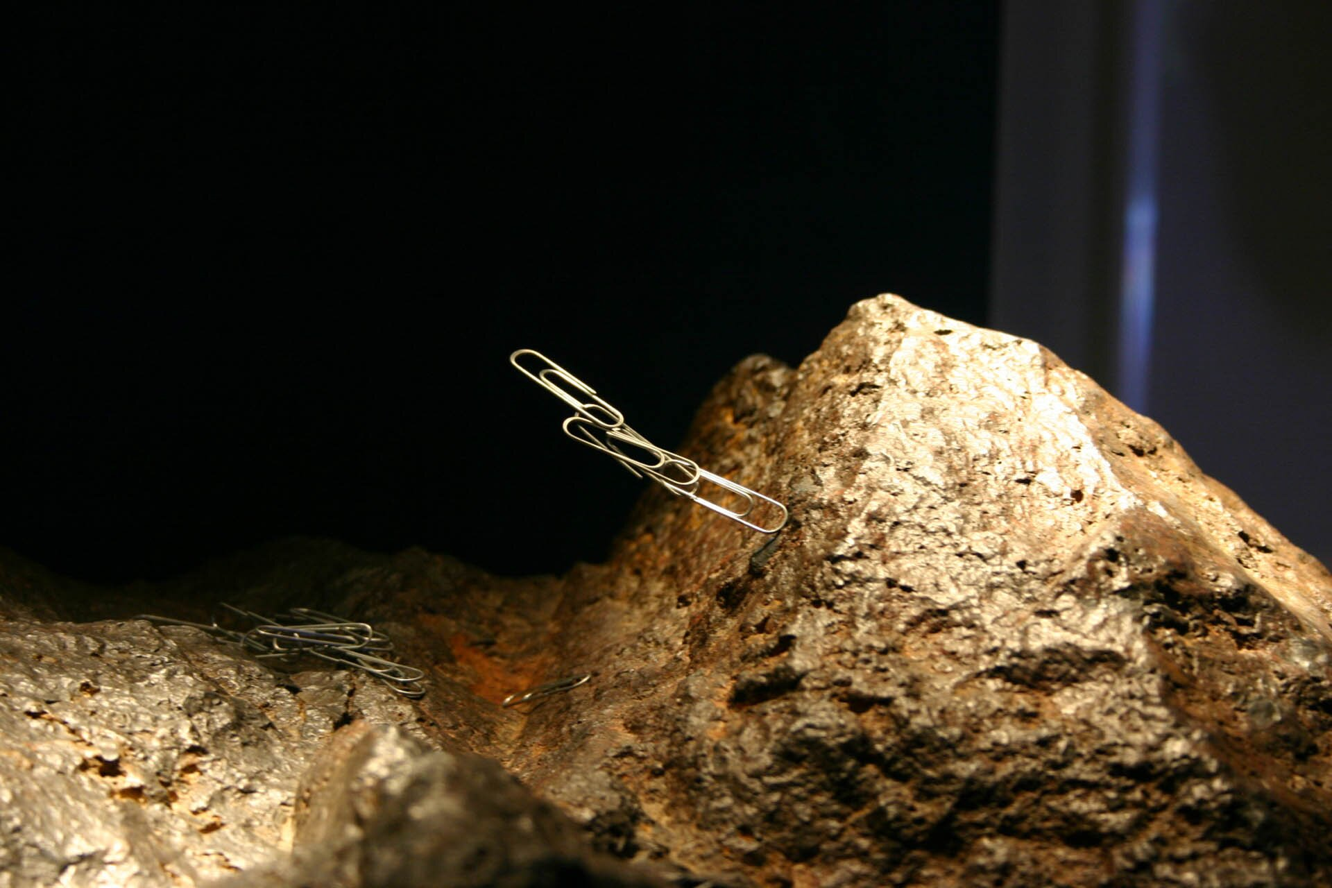 Zdjęcie magnetytu