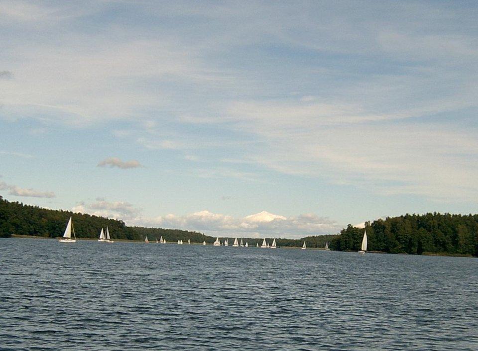 Kraina Wielkich Jezior Mazurskich Kraina Wielkich Jezior Mazurskich Źródło: Sicherlich, licencja: CC BY-SA 3.0.