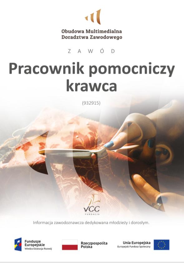 Pobierz plik: Pracownik pomocniczy krawca dorośli i młodzież MEN.pdf
