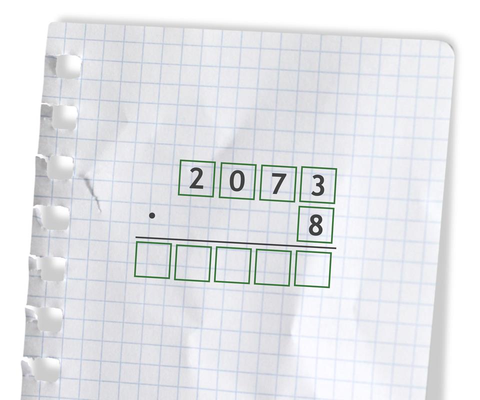 Miejsce na wykonanie działania: 2073 razy 8.