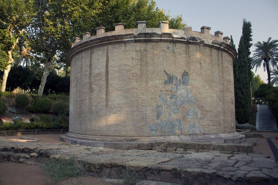 Grobowiec rzymski zKordowy, Iw. n.e. Grobowiec rzymski zKordowy, Iw. n.e. Źródło: Daniel Villafruela, licencja: CC BY-SA 3.0.