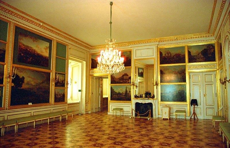 """Salana Zamku Królewskim wWarszawie znana jako """"Sala Canalletta"""" Salana Zamku Królewskim wWarszawie znana jako """"Sala Canalletta"""" Źródło: Marek & Ewa Wojciechowscy, Wikimedia Commons, licencja: CC BY-SA 3.0."""