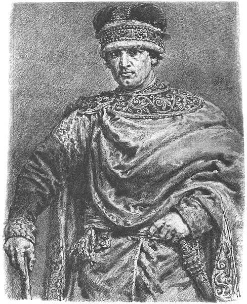Władysław II Wygnaniec Władysław II Wygnaniec Źródło: Jan Matejko, domena publiczna.