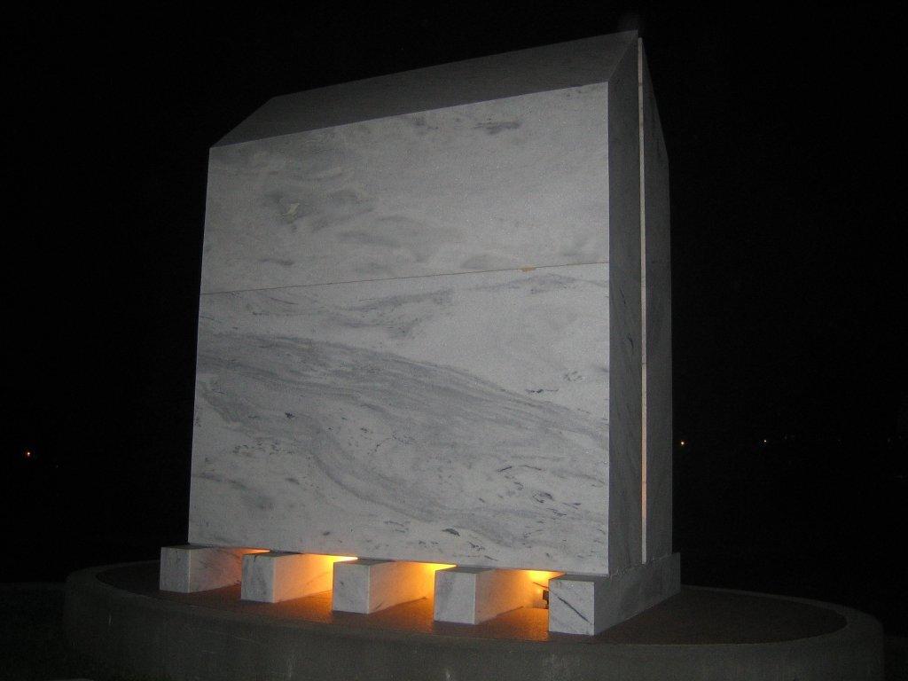Pomnik ludobójstwa Ormian wMontrealu