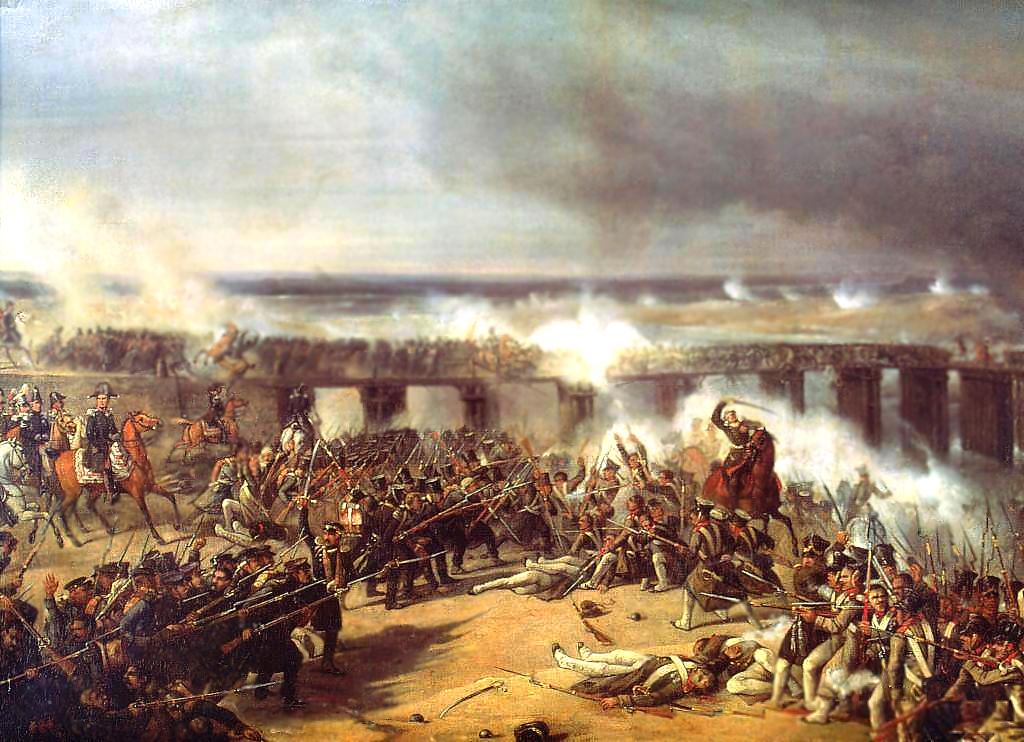 Bitwa pod Ostrołęką Bitwa pod Ostrołęką (V 1831 r.) Źródło: Karol Malankiewicz, Bitwa pod Ostrołęką.