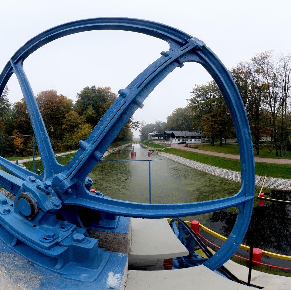 Wirtualna wycieczka po Kanale Elbląskim