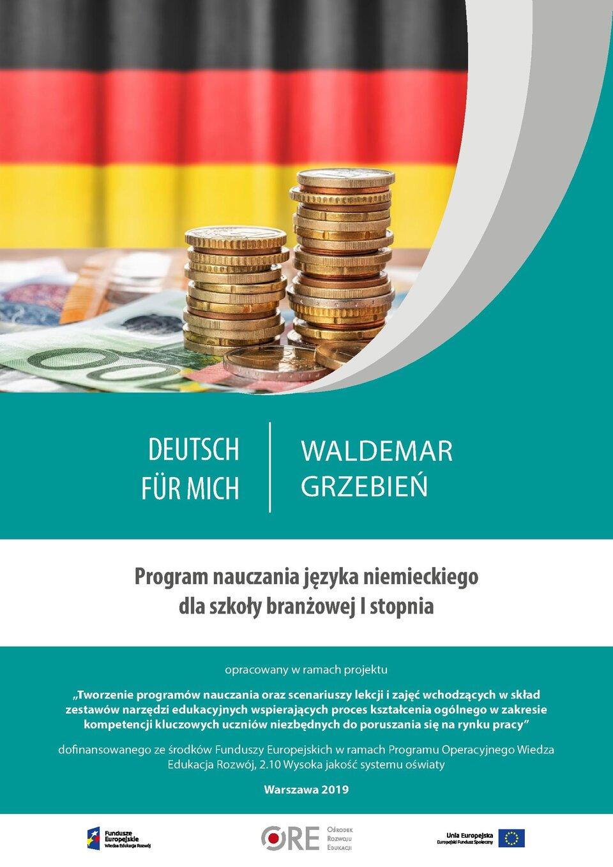Pobierz plik: Program Grzebień SB I język niemiecki.pdf
