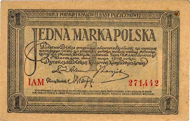 Marka polska Źródło: Marka polska, domena publiczna.