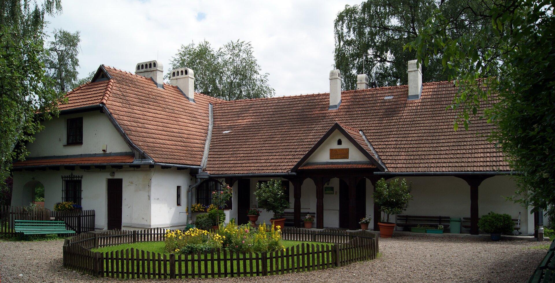 """Bronowice Małe """"Rydlówka"""". Muzeum Młodej Polski"""