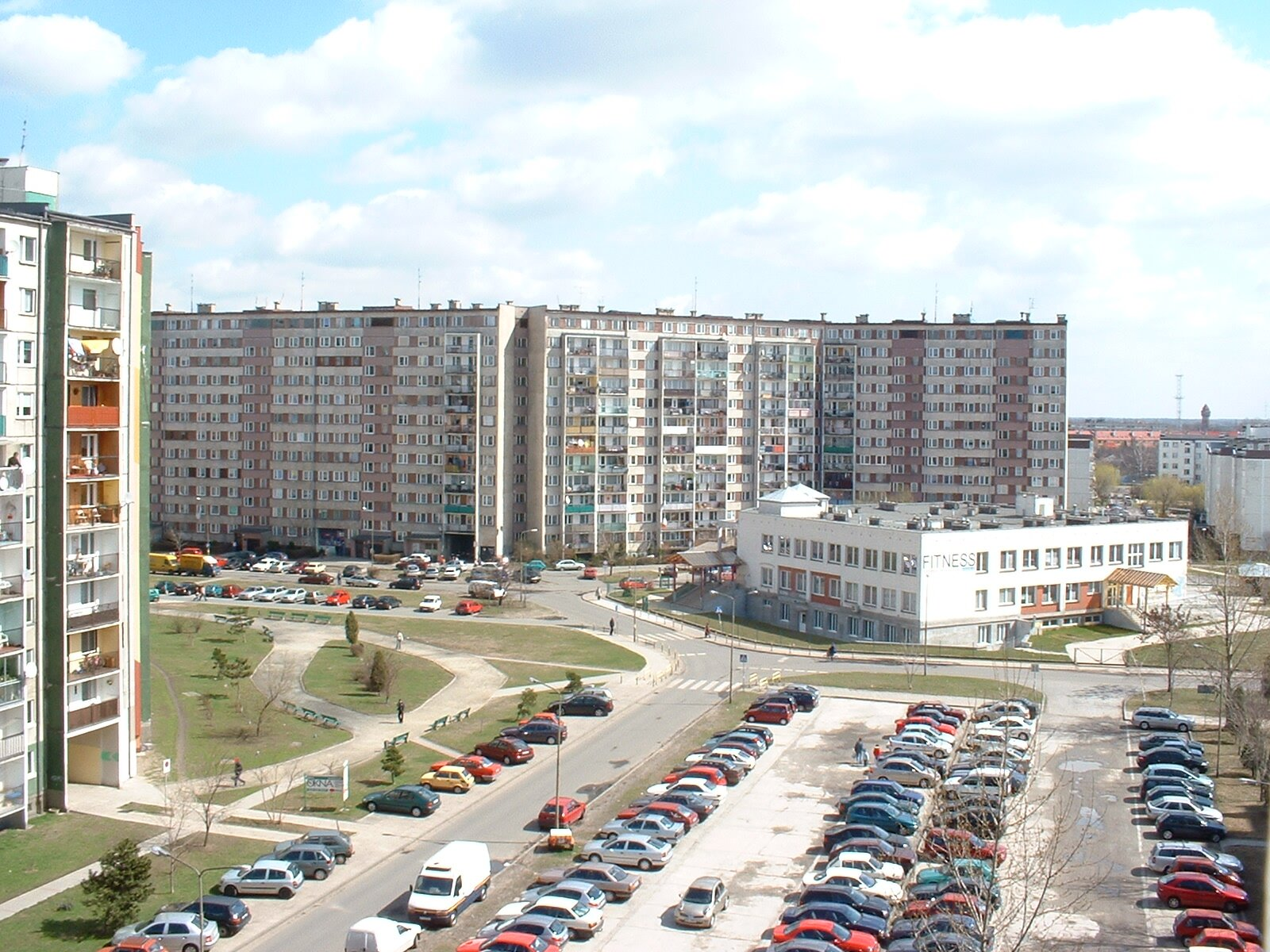 Osiedle Gaj we Wrocławiu Osiedle Gaj we Wrocławiu Źródło: Shaqspeare, Wikimedia Commons, licencja: CC BY-SA 2.5.