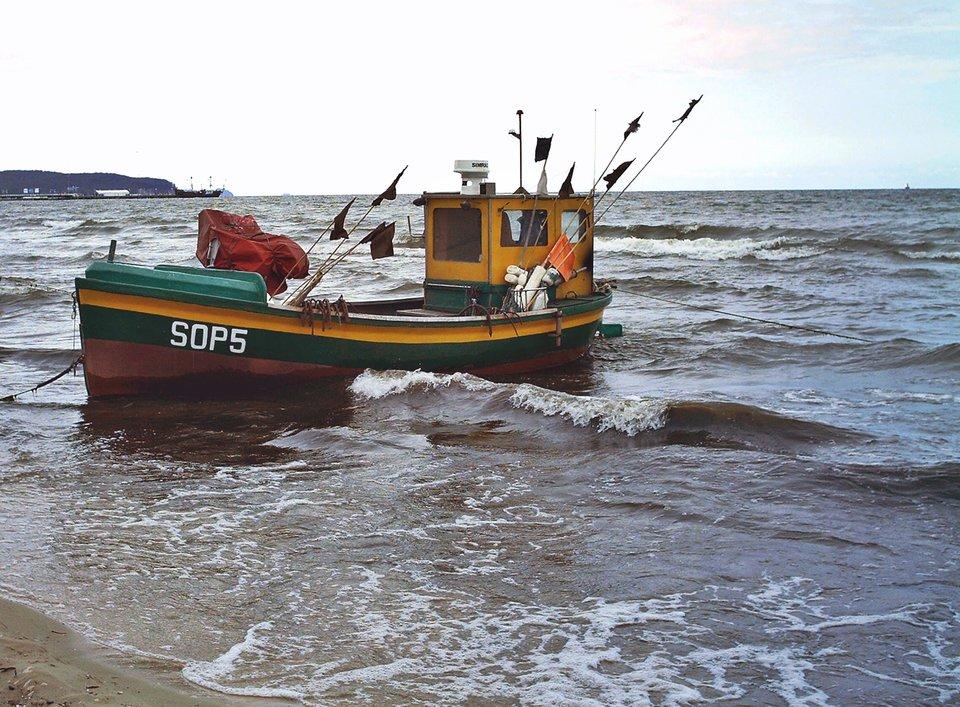 Morze Bałtyckie Morze Bałtyckie Źródło: Macieklew, licencja: CC BY-SA 2.5.