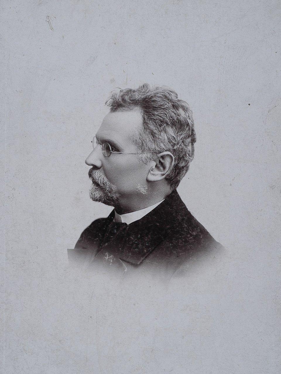 Portret Bolesława Prusa Portret Bolesława Prusa Źródło: Edward Troczewski, ok. 1895, fotografia, domena publiczna.