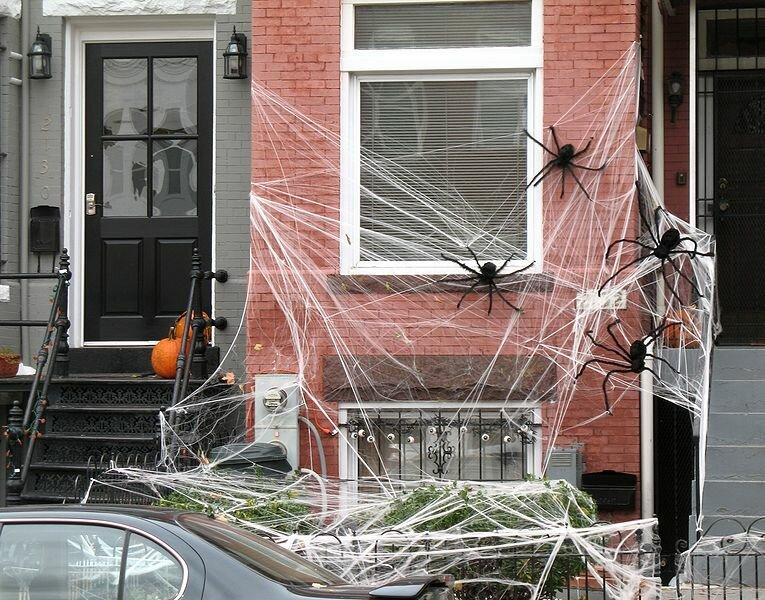 Tradycja Halloween wUSA Tradycja Halloween wUSA Źródło: fotografia barwna, domena publiczna.