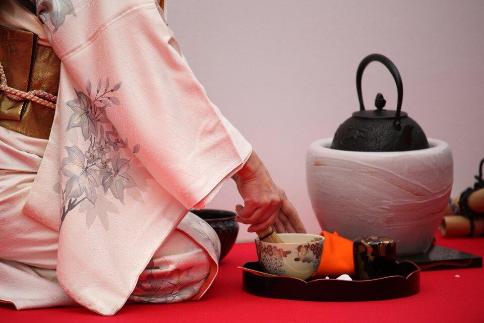 Sztuka parzenia herbaty wChinach