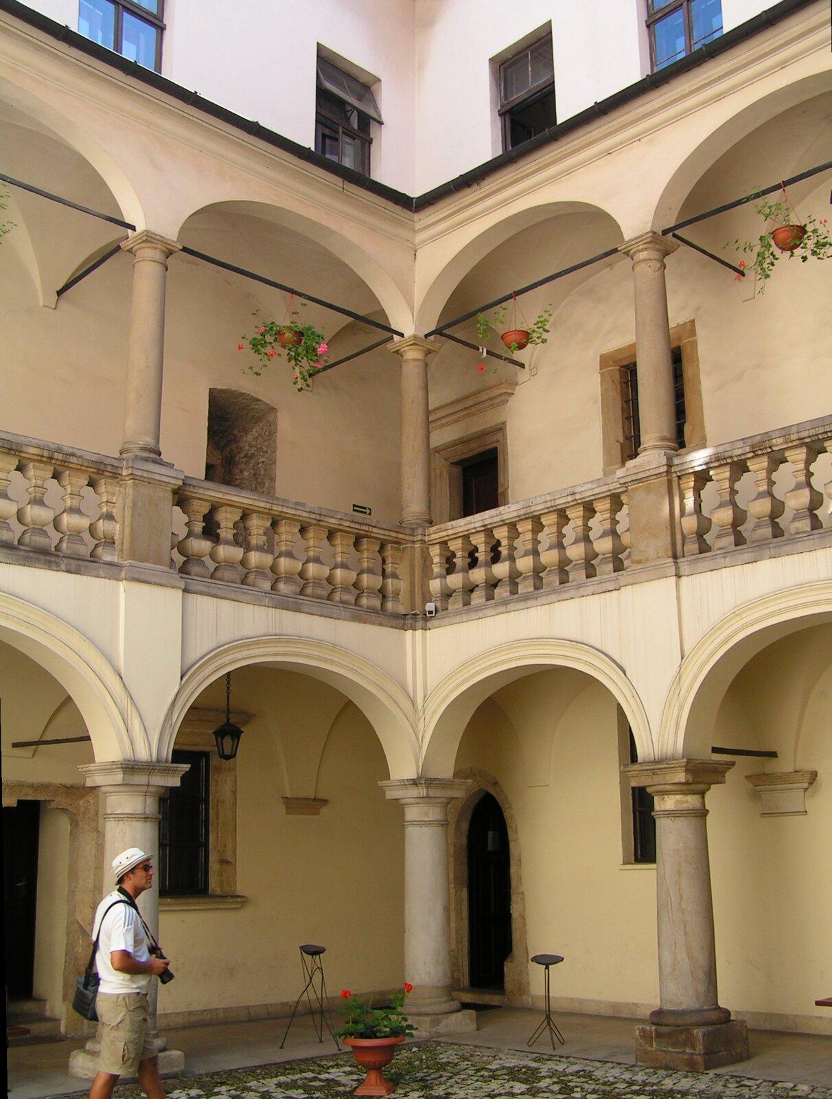 Collegium Juridicum Źródło: Cancre, Collegium Juridicum, 2007, fotografia, licencja: CC BY-SA 3.0.