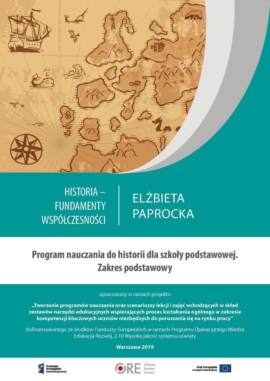 Pobierz plik: Program Paprocka SPP Historia podstawowy.pdf