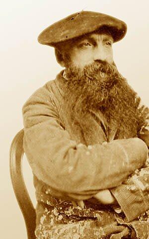 Auguste Rodin (1840–1917) Źródło: ArtMechanic, Auguste Rodin (1840–1917), licencja: CC 0.