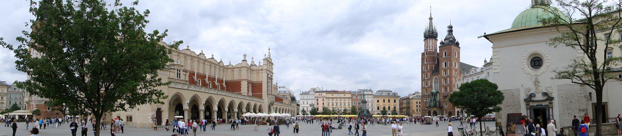 Kraków Kraków Źródło: Jędrycha, licencja: CC BY-SA 3.0.