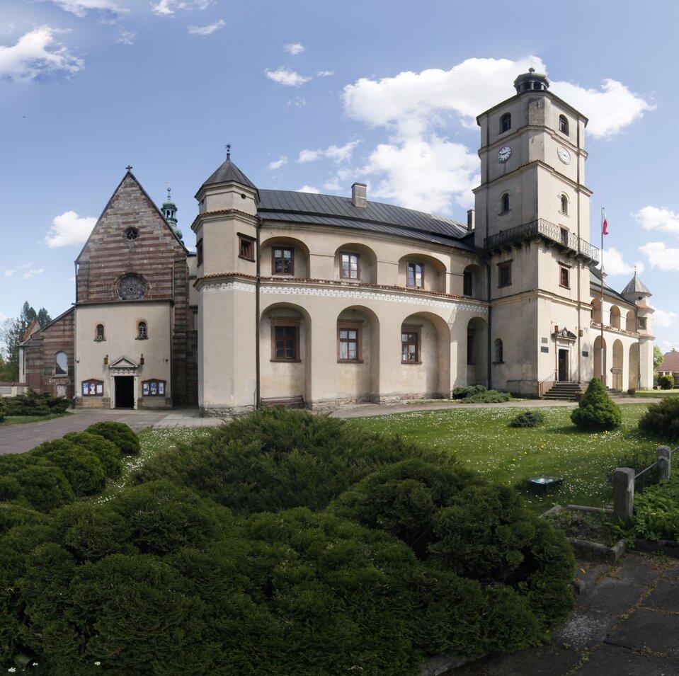 klasztor wWachocku