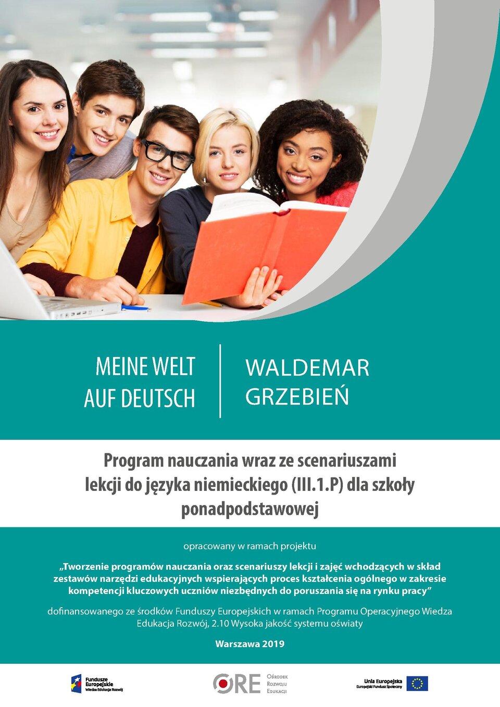 Pobierz plik: Program Grzebien SPP jezyk niemiecki I podstawowy.pdf