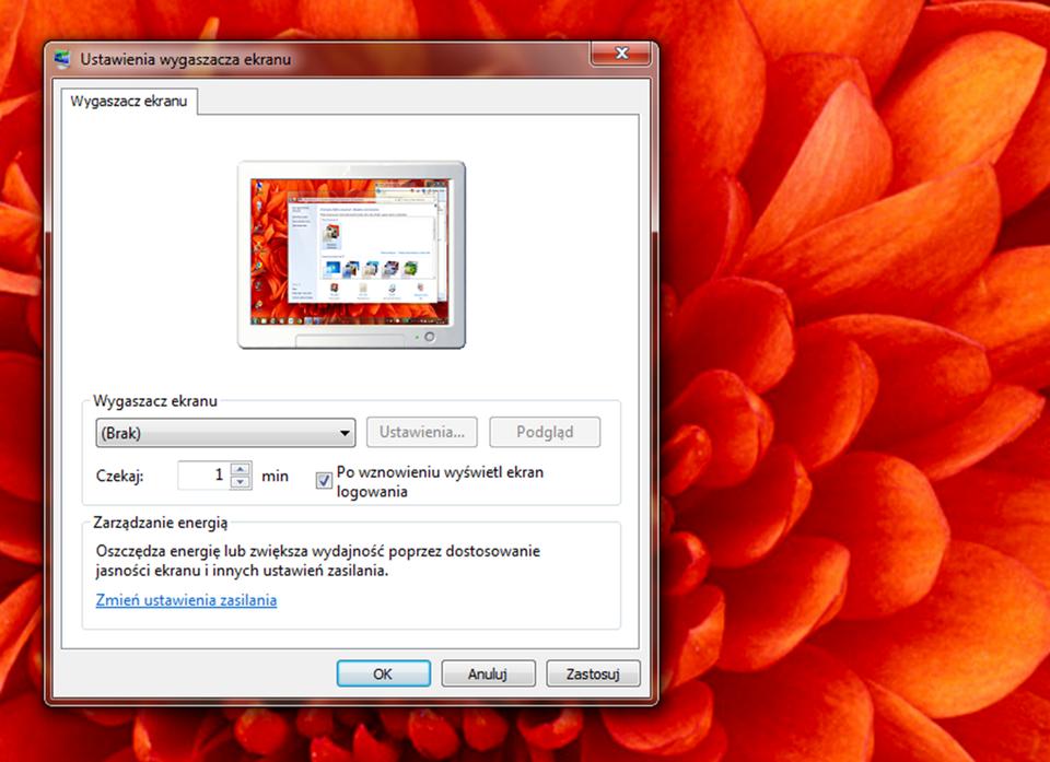 Animacja: Dostosowanie pulpitu wsystemie Windows