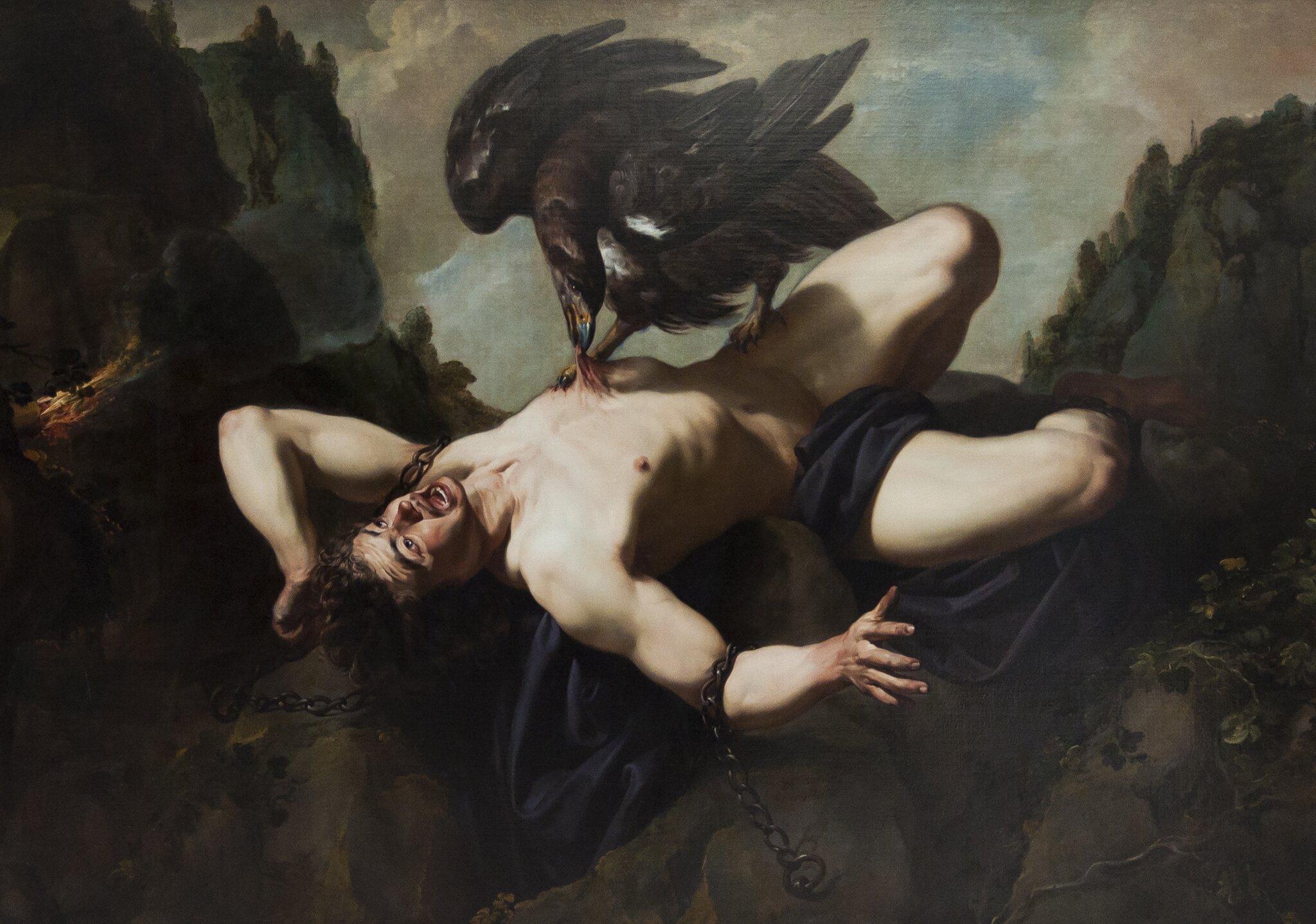 Prometeusz Ludzki Bóg Epodrecznikipl